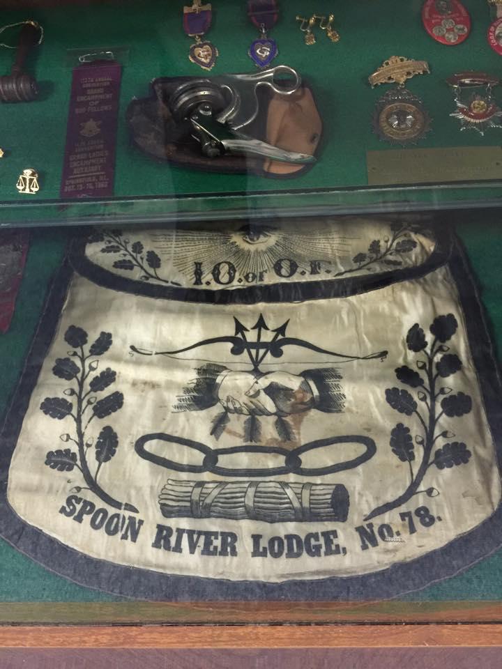 Museum Grand Lodge Of Illinois Ioof